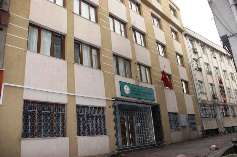 İstanbul Kız Öğrenci Yurdu